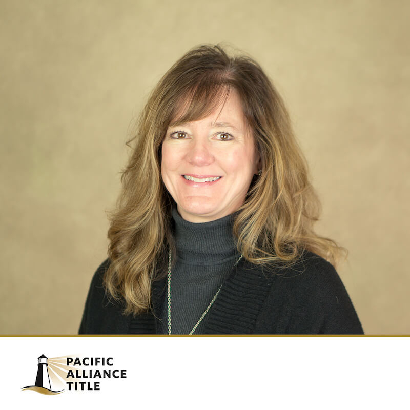 Sue Stein Escrow operations manager